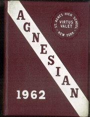 1962 Edition, St Agnes Boys High School - Agnesian Yearbook (New York, NY)