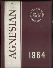 1964 Edition, St Agnes Boys High School - Agnesian Yearbook (New York, NY)