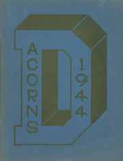 1944 Edition, Deposit Central High School - Acorns Yearbook (Deposit, NY)