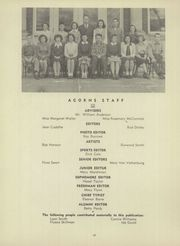 Page 12, 1944 Edition, Deposit Central High School - Acorns Yearbook (Deposit, NY) online yearbook collection