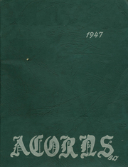 1947 Edition, Deposit Central High School - Acorns Yearbook (Deposit, NY)