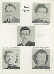 Page 12, 1949 Edition, Deposit Central High School - Acorns Yearbook (Deposit, NY) online yearbook collection