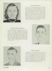 Page 15, 1949 Edition, Deposit Central High School - Acorns Yearbook (Deposit, NY) online yearbook collection