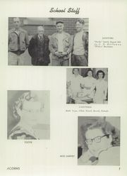 Page 9, 1949 Edition, Deposit Central High School - Acorns Yearbook (Deposit, NY) online yearbook collection
