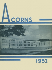 1952 Edition, Deposit Central High School - Acorns Yearbook (Deposit, NY)