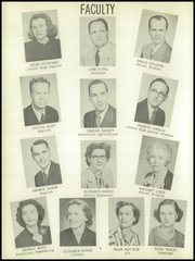 Page 10, 1953 Edition, Deposit Central High School - Acorns Yearbook (Deposit, NY) online yearbook collection
