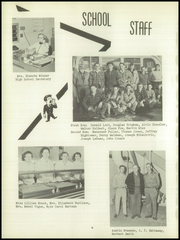 Page 12, 1953 Edition, Deposit Central High School - Acorns Yearbook (Deposit, NY) online yearbook collection