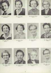 Page 10, 1956 Edition, Deposit Central High School - Acorns Yearbook (Deposit, NY) online yearbook collection