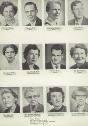 Page 12, 1956 Edition, Deposit Central High School - Acorns Yearbook (Deposit, NY) online yearbook collection