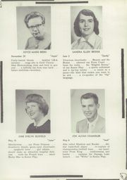 Page 17, 1956 Edition, Deposit Central High School - Acorns Yearbook (Deposit, NY) online yearbook collection