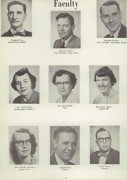 Page 8, 1956 Edition, Deposit Central High School - Acorns Yearbook (Deposit, NY) online yearbook collection