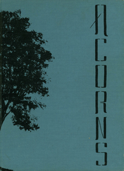 1957 Edition, Deposit Central High School - Acorns Yearbook (Deposit, NY)