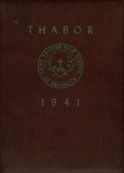 1941 Edition, St Saviour High School - Thabor Yearbook (Brooklyn, NY)