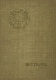 1943 Edition, St Saviour High School - Thabor Yearbook (Brooklyn, NY)