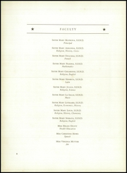 Page 12, 1943 Edition, St Saviour High School - Thabor Yearbook (Brooklyn, NY) online yearbook collection