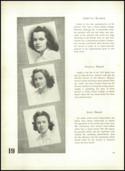 Page 14, 1943 Edition, St Saviour High School - Thabor Yearbook (Brooklyn, NY) online yearbook collection