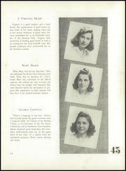Page 15, 1943 Edition, St Saviour High School - Thabor Yearbook (Brooklyn, NY) online yearbook collection