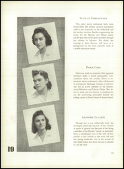 Page 16, 1943 Edition, St Saviour High School - Thabor Yearbook (Brooklyn, NY) online yearbook collection