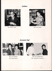 Page 11, 1971 Edition, Richfield Springs High School - Spa Yearbook (Richfield Springs, NY) online yearbook collection
