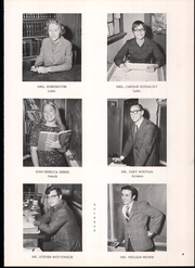 Page 13, 1971 Edition, Richfield Springs High School - Spa Yearbook (Richfield Springs, NY) online yearbook collection