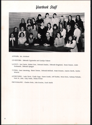 Page 6, 1971 Edition, Richfield Springs High School - Spa Yearbook (Richfield Springs, NY) online yearbook collection