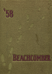 Page 1, 1958 Edition, Greenport High School - Beachcomber Yearbook (Greenport, NY) online yearbook collection