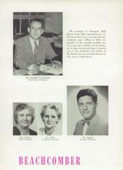 Page 11, 1958 Edition, Greenport High School - Beachcomber Yearbook (Greenport, NY) online yearbook collection