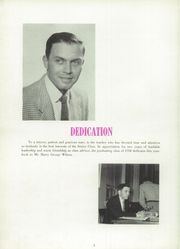 Page 6, 1958 Edition, Greenport High School - Beachcomber Yearbook (Greenport, NY) online yearbook collection