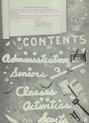 Page 7, 1958 Edition, Greenport High School - Beachcomber Yearbook (Greenport, NY) online yearbook collection