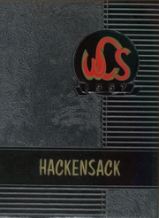 1957 Edition, Warrensburg High School - Hackensack Yearbook (Warrensburg, NY)