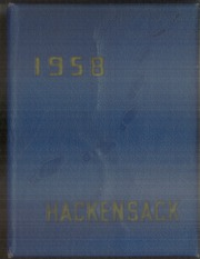 1958 Edition, Warrensburg High School - Hackensack Yearbook (Warrensburg, NY)