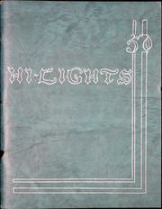 1950 Edition, Mayfield High School - Sacandagan Yearbook (Mayfield, NY)