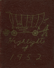 1952 Edition, Mayfield High School - Sacandagan Yearbook (Mayfield, NY)