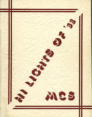 1953 Edition, Mayfield High School - Sacandagan Yearbook (Mayfield, NY)