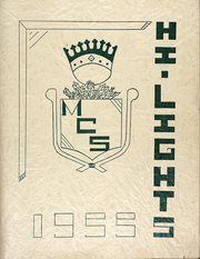 1955 Edition, Mayfield High School - Sacandagan Yearbook (Mayfield, NY)