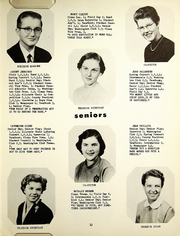 Page 17, 1956 Edition, Mayfield High School - Sacandagan Yearbook (Mayfield, NY) online yearbook collection