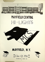 Page 5, 1956 Edition, Mayfield High School - Sacandagan Yearbook (Mayfield, NY) online yearbook collection