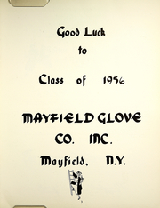 Page 7, 1956 Edition, Mayfield High School - Sacandagan Yearbook (Mayfield, NY) online yearbook collection