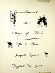 Page 8, 1956 Edition, Mayfield High School - Sacandagan Yearbook (Mayfield, NY) online yearbook collection
