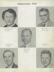 Page 11, 1958 Edition, Mayfield High School - Sacandagan Yearbook (Mayfield, NY) online yearbook collection