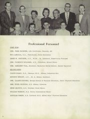 Page 12, 1958 Edition, Mayfield High School - Sacandagan Yearbook (Mayfield, NY) online yearbook collection