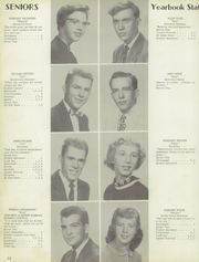 Page 16, 1958 Edition, Mayfield High School - Sacandagan Yearbook (Mayfield, NY) online yearbook collection