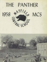 Page 5, 1958 Edition, Mayfield High School - Sacandagan Yearbook (Mayfield, NY) online yearbook collection