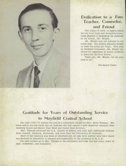 Page 6, 1958 Edition, Mayfield High School - Sacandagan Yearbook (Mayfield, NY) online yearbook collection