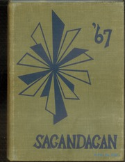 1967 Edition, Mayfield High School - Sacandagan Yearbook (Mayfield, NY)