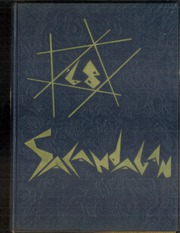 1968 Edition, Mayfield High School - Sacandagan Yearbook (Mayfield, NY)