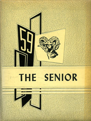 Page 1, 1959 Edition, Lynch High School - Senior Yearbook (Amsterdam, NY) online yearbook collection