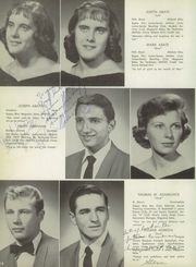 Page 22, 1959 Edition, Lynch High School - Senior Yearbook (Amsterdam, NY) online yearbook collection