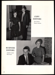 Page 12, 1963 Edition, Lynch High School - Senior Yearbook (Amsterdam, NY) online yearbook collection