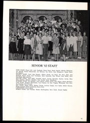 Page 15, 1963 Edition, Lynch High School - Senior Yearbook (Amsterdam, NY) online yearbook collection